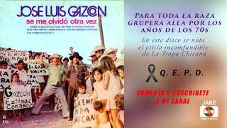 Jose Luis Gazcon con La tropa Chicana