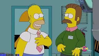 Os Simpsons – Olho Por Olho Clip4
