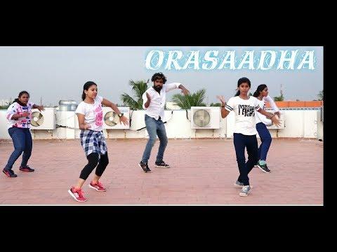 Orasaadha Dance 7up Madras Gig Vivek Mervin Vijay Prabhakar Choreography