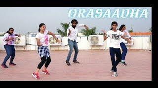 Orasaadha dance - 7up Madras gig | Vivek-Mervin | Vijay Prabhakar Choreography