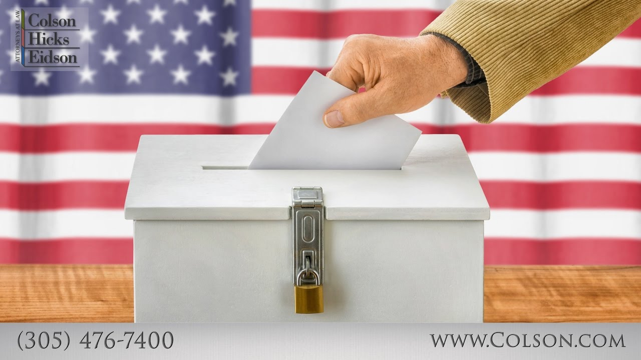 What is Voter Protection Legislation?