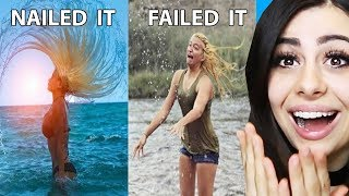 NAILED IT or FAILED IT CHALLENGE!!