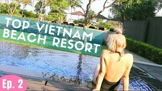 Top Must-Stay Vietnam Beach Hotel Resort Hidden Getaway - Angsana Lang Co  | Vietnam Series Ep. 2