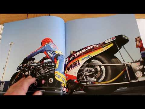 Motorcycle Drag Racing : A History    Book Review