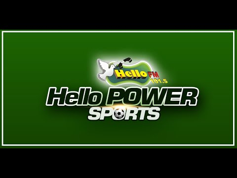 Hello Power Sports With Steve Asah Bekoe On Hello Fm (16/08/2019)