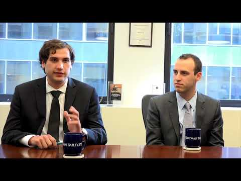 """""""If You Want to Work in Real Estate… This Is a Great Firm."""" testimonial video thumbnail"""