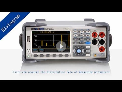 SIGLENT Technologies releases 4 ½-digit multimeter SDM3045X