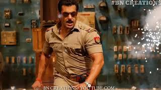 Hud Hud Dabangg Song Ringtone Dabangg 3 Song Salman Khan
