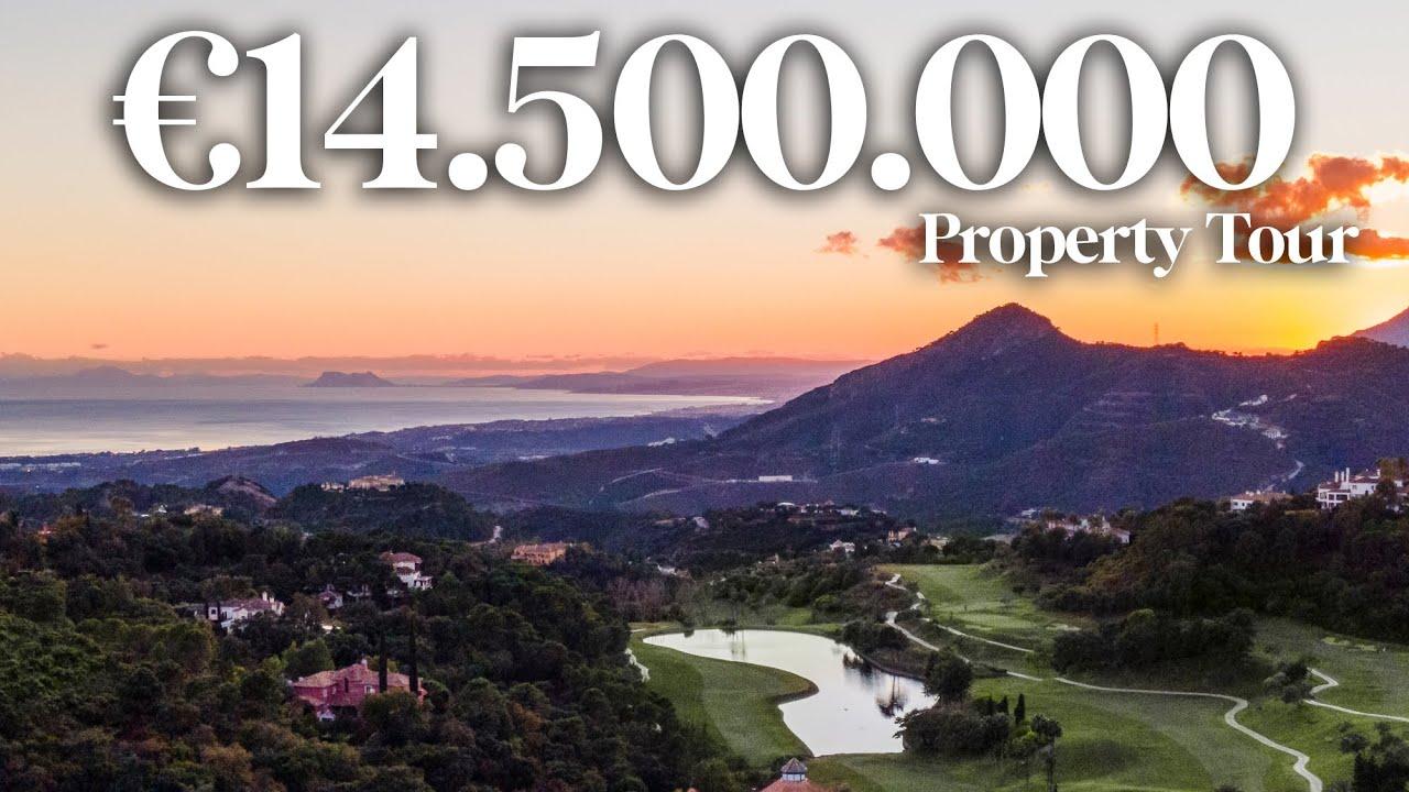 Modernes Meisterwerk, neue einzigartige Luxus-Villa, La Zagaleta, Benahavis