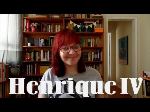 #ReadMoreShakespeare: Henrique IV - Primeira Parte
