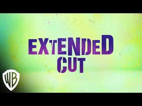 Suicide Squad (Extended Cut Trailer)