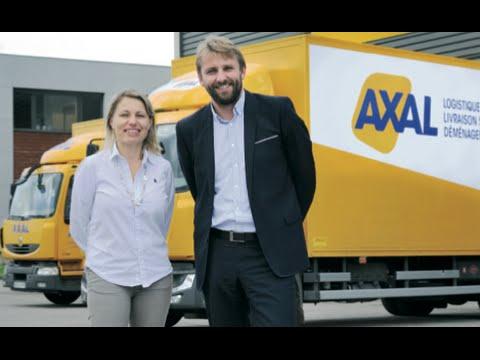 AXAL, l'innovation qui déménage !