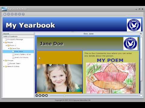 mp4 Digital Yearbook Software, download Digital Yearbook Software video klip Digital Yearbook Software