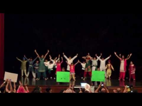 Fremont Kids Class - Bhangra Empire - 2013 Summer Dance Off