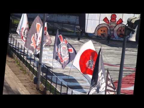 No Tobogã, Corinthians exibirá o maior distintivo do mundo