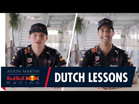Max Verstappen's Dutch Language Lessons
