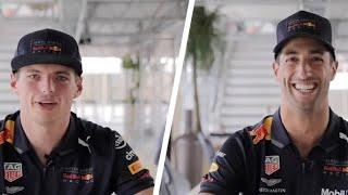 Max Verstappens Dutch Language Lessons