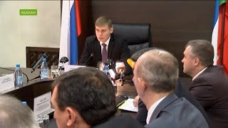 Первые назначения в новом правительстве Хакасии: подробности, комментарии