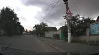 В сети появилось видео, снятое сразу после столкновения «БМВ» и «Жигулей» в Николаеве
