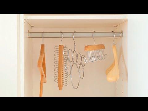 #Orden Una percha para cada prenda