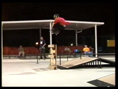 DSL - VHS edit of some old skateboarding