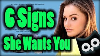 6 Signs She Likes You - How To Tell If A Girl Likes You