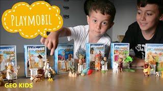 Οι Θεοί του Ολύμπου | Συλλεκτικά PLAYMOBIL OLYMPUS | GEO KIDS