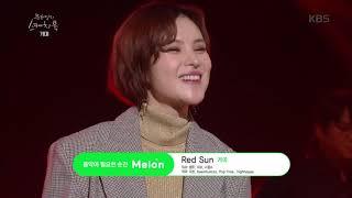 유희열의 스케치북 -거미 - Red Sun, 쎈언니 등 힙합 메들리20181005