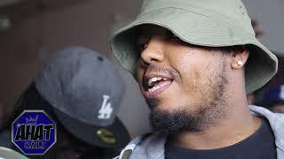 Nov vs Yung Griz AHAT Rap Battle