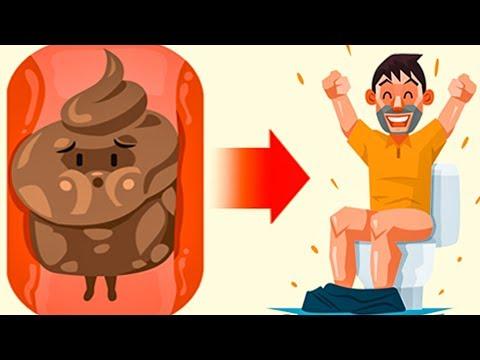Очистите кишечник. Домашние слабительные от запора... Ценные Советы