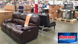 COSTCO NEW ITEMS HOME FURNITURE CHAIRS GRILLS COOLERS TABLES SHOP WITH ME SHOPPING STORE WALKTHROUGH