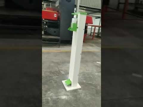Designer Foot Operated Sanitizer Dispenser