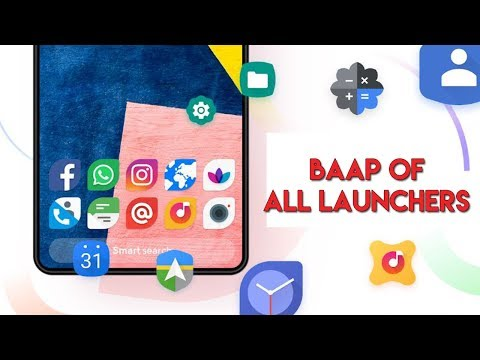 Best Unique Launcher For Android 2019 | By Droid4Tech