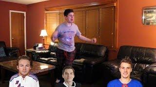 Rangers Fan Reaction - Rangers 2 Oilers 3 (OT Reaction)