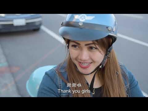 移工駕駛電動(輔助)自行車違反行車路權交通安全宣導短片-菲律賓語