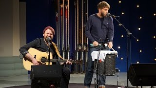 Frightened Rabbit - 'Get Out (Acoustic)' | The Bridge 909 in Studio