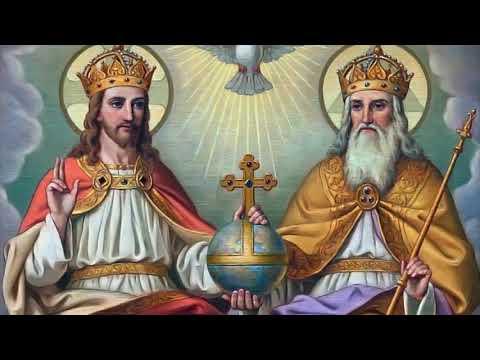 """Молитва Пресвятой Троице """"Пресвятая Троица помилуй нас"""""""