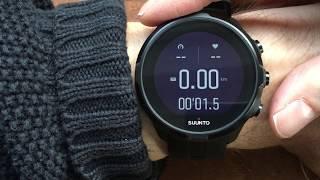 Suunto Spartan Sport Wrist HR Interface (Deutsch)