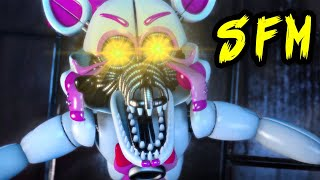 "(SFM) FNAF FUNTIME FOXY SONG ""Dead but Not Buried"" [OFFICIAL ANIMATION]"