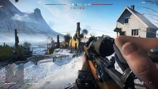 Battlefield 5 VOLEVO SOLO FARE IL CECCHINO!