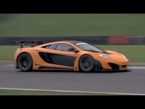 This Clip Of The McLaren 12C GT3 Racer Shows How Good Forza 5 Is
