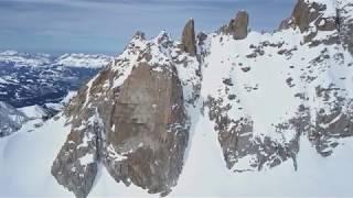 Skiing Chamonix with Dane Tudor & Ian McIntosh