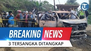 BREAKING NEWS: 3 Pembantu Aulia Kesuma Berhasil Ditangkap di Lereng Gunung OKU Selatan