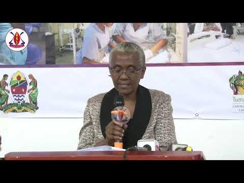 #MuhimbiliTV uzinduzi wa ICU za watoto