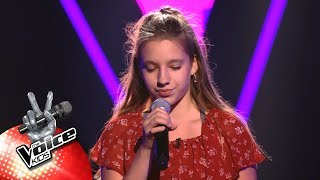 Helena - 'Lubbock Or Leave it' | Blind Auditions | The Voice Kids | VTM