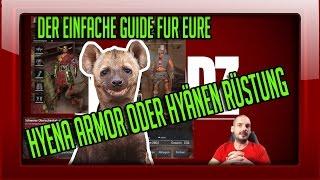 Conan Exiles Hyena Armor (Hyänen Rüstung) Dog Fraction
