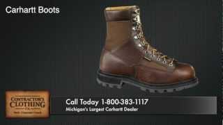 Carhartt Boots