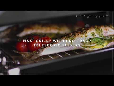 Stoves Range Cooker Nat Gas ST-RICH-S1100G - Various Colours Video 3