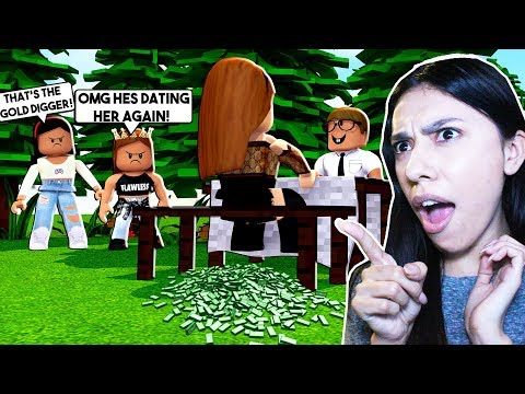 OUR DAD IS DATING THE GOLD DIGGER AGAIN! - Roblox Roleplay