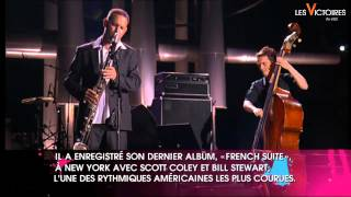 Part II Ignition - Thomas Savy - Victoires du Jazz 2010